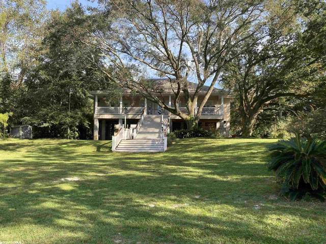 17375 River Road, Summerdale, AL 36580 (MLS #321979) :: EXIT Realty Gulf Shores