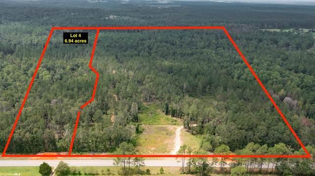 0 County Road 87, Robertsdale, AL 36567 (MLS #321989) :: World Impact Real Estate