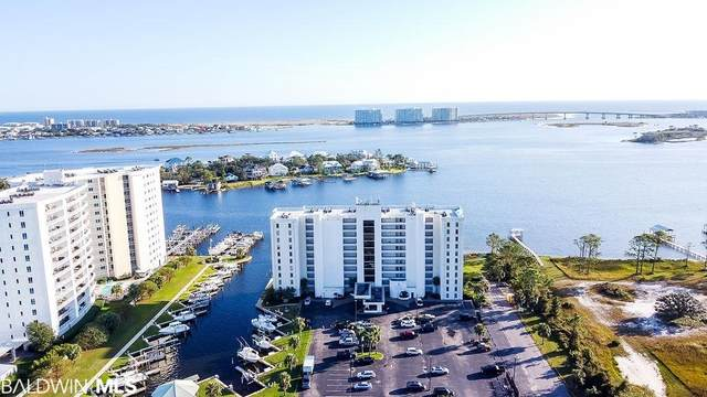 4610 White Avenue #301, Orange Beach, AL 36561 (MLS #321999) :: EXIT Realty Gulf Shores