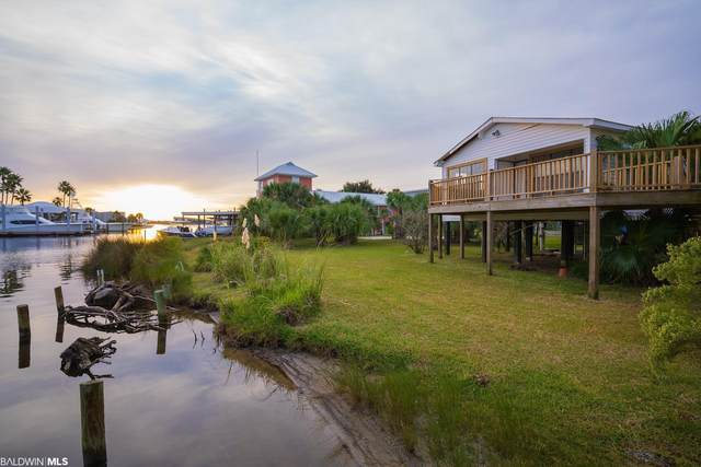 3800 Jubilee Point Rd, Orange Beach, AL 36561 (MLS #322017) :: Dodson Real Estate Group
