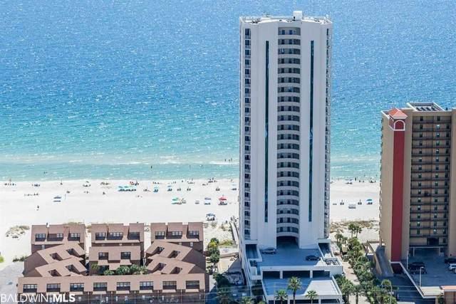 521 W Beach Blvd #2301, Gulf Shores, AL 36542 (MLS #322036) :: Dodson Real Estate Group