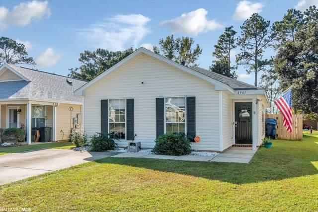8901 Winter Court, Mobile, AL 36695 (MLS #322040) :: Dodson Real Estate Group