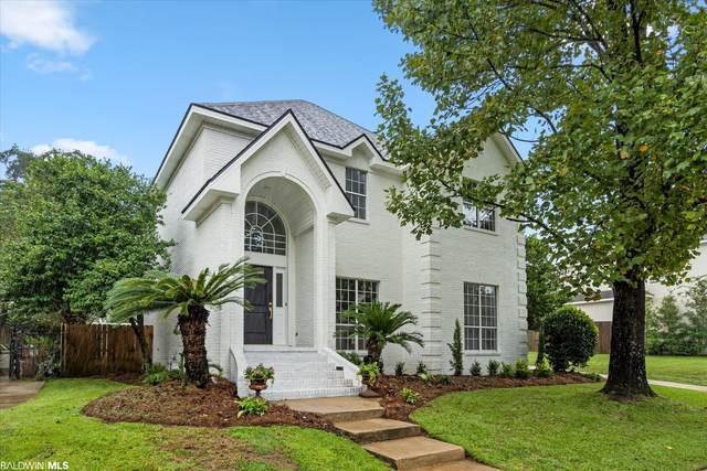 6138 Pherin Woods Court, Mobile, AL 36608 (MLS #322044) :: Dodson Real Estate Group