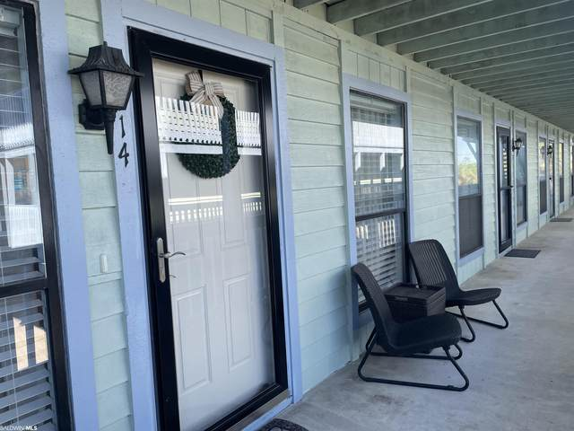 920 W Lagoon Avenue 114A, Gulf Shores, AL 36542 (MLS #322047) :: Dodson Real Estate Group
