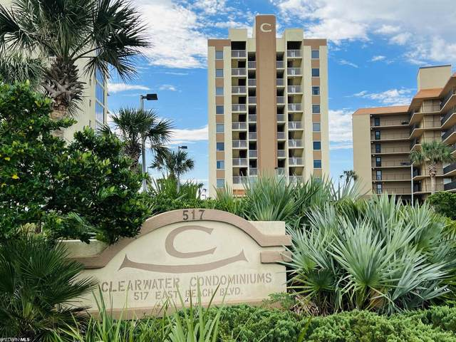 517 E Beach Blvd 5D, Gulf Shores, AL 36542 (MLS #322048) :: Dodson Real Estate Group