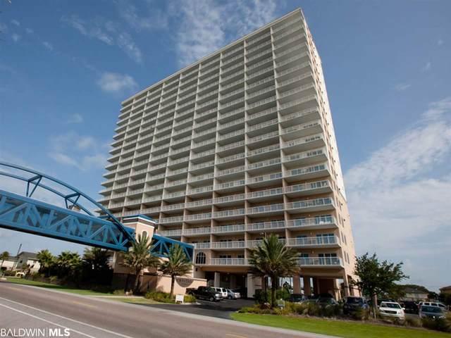 1010 W Beach Blvd #1209, Gulf Shores, AL 36542 (MLS #322066) :: Dodson Real Estate Group
