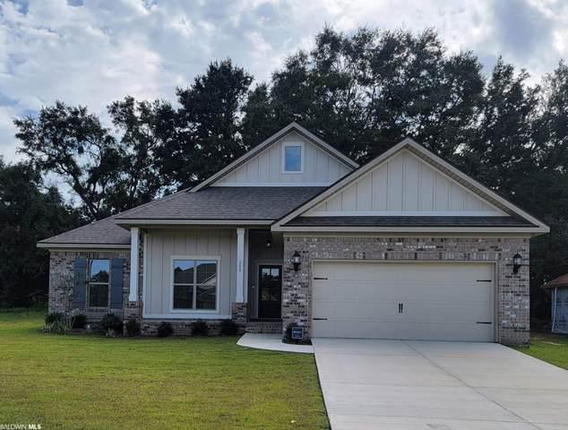 208 Ornate Avenue, Fairhope, AL 36532 (MLS #322079) :: Dodson Real Estate Group