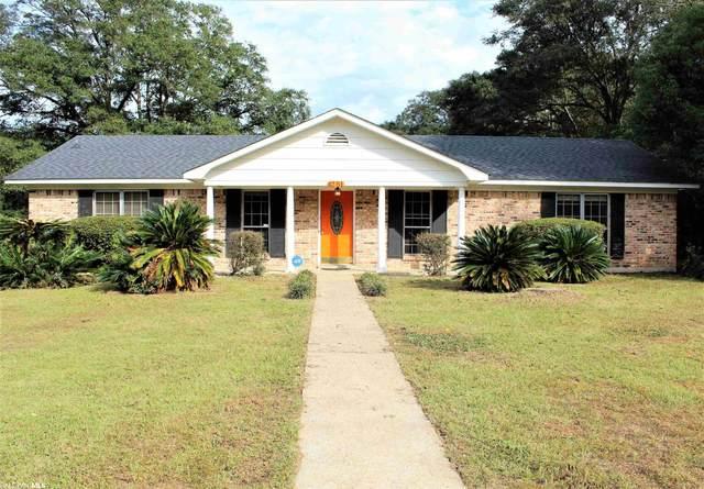 4251 S Schillinger Road, Mobile, AL 36619 (MLS #322082) :: Dodson Real Estate Group
