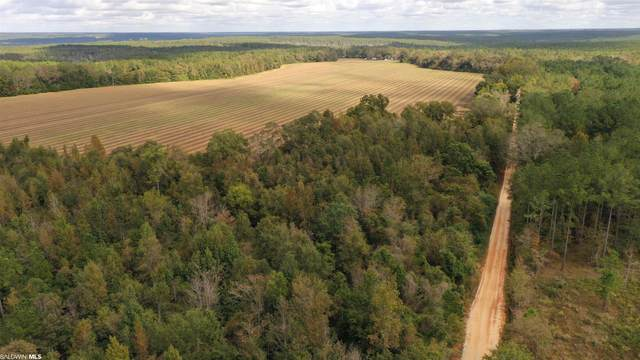 00 Booneville Road, Atmore, AL 36502 (MLS #322083) :: Dodson Real Estate Group