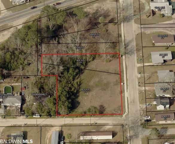 923 Titi Street, Flomaton, AL 36441 (MLS #208055) :: Levin Rinke Realty