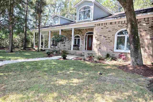 12407 Old Marlow Rd, Magnolia Springs, AL 36555 (MLS #257174) :: Jason Will Real Estate