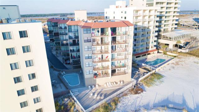 511 E Beach Blvd #605, Gulf Shores, AL 36542 (MLS #260528) :: The Premiere Team