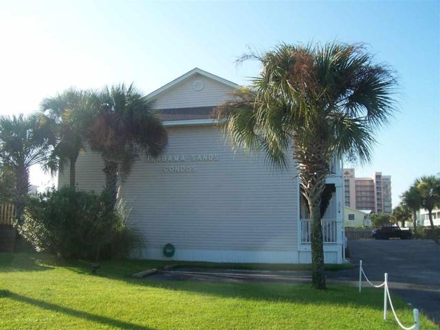 1117 W Lagoon Avenue #7, Gulf Shores, AL 36542 (MLS #260713) :: Coldwell Banker Seaside Realty