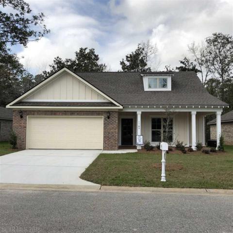 1789 Breckinridge Place, Foley, AL 36535 (MLS #260805) :: Gulf Coast Experts Real Estate Team