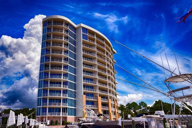 28250 Canal Road #806, Orange Beach, AL 36561 (MLS #261285) :: The Premiere Team
