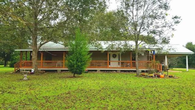 11540 Whitehouse Fork Road, Bay Minette, AL 36507 (MLS #261390) :: Gulf Coast Experts Real Estate Team