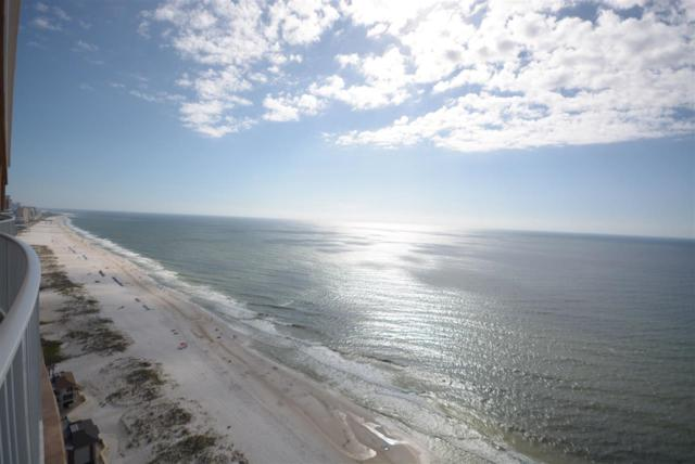 801 W Beach Blvd #2301, Gulf Shores, AL 36542 (MLS #261422) :: The Premiere Team
