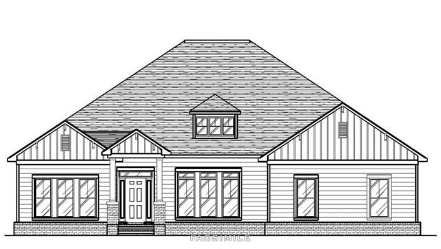 12341 Pecan Grove Street, Magnolia Springs, AL 36555 (MLS #262284) :: Ashurst & Niemeyer Real Estate