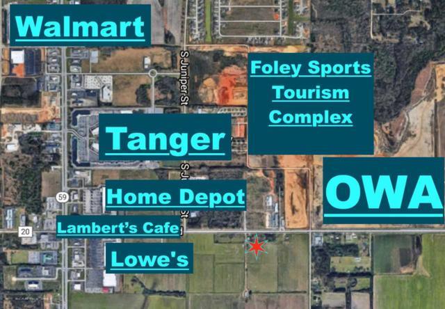 2.4 ac lot James Rd, Foley, AL 36535 (MLS #263497) :: Gulf Coast Experts Real Estate Team