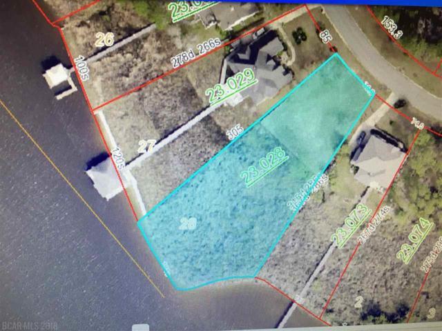 0 Bay Point Drive, Elberta, AL 36530 (MLS #263541) :: Gulf Coast Experts Real Estate Team
