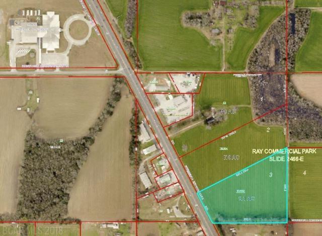 24440 Highway 59, Robertsdale, AL 36567 (MLS #263750) :: Elite Real Estate Solutions