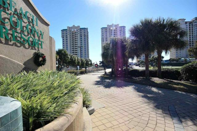 13597 Perdido Key Dr E 15-C, Pensacola, FL 32507 (MLS #263997) :: The Premiere Team