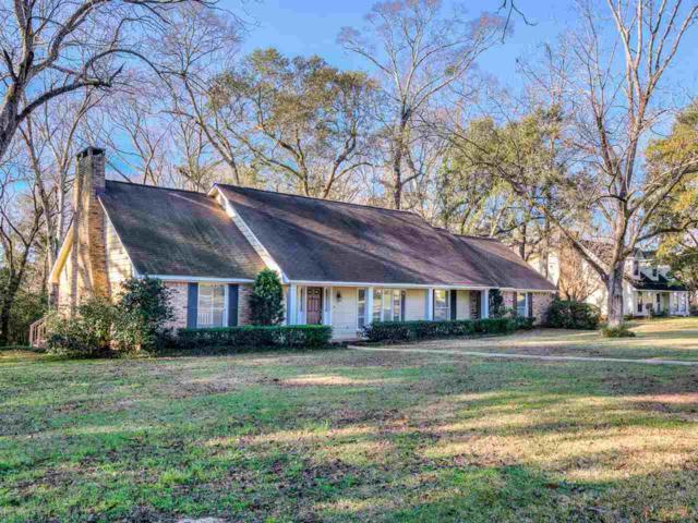 5859 Cansler Drive, Mobile, AL 36609 (MLS #265621) :: Elite Real Estate Solutions
