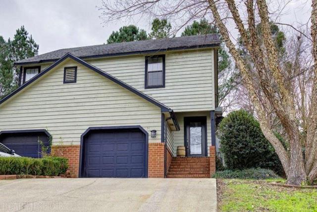 51 Lake Shore Drive, Daphne, AL 36526 (MLS #265671) :: Ashurst & Niemeyer Real Estate
