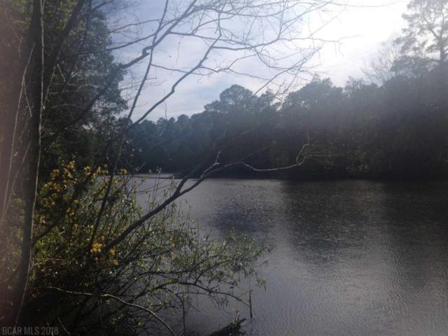 27A River Road So Ext., Summerdale, AL 36580 (MLS #266443) :: Elite Real Estate Solutions