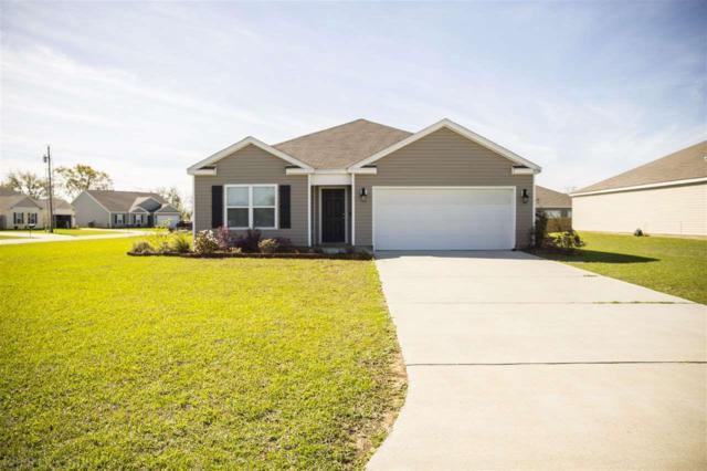 16704 Walstan Drive, Loxley, AL 36551 (MLS #266536) :: Elite Real Estate Solutions