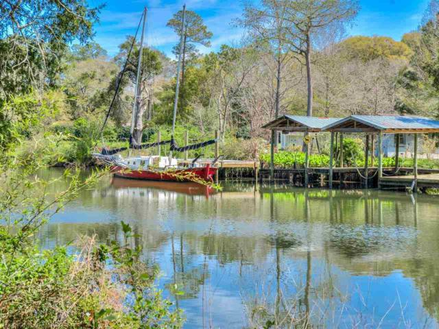 14740 Oak Street, Magnolia Springs, AL 36555 (MLS #266570) :: ResortQuest Real Estate
