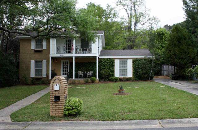 405 Fairwood Blvd, Fairhope, AL 36532 (MLS #266672) :: Elite Real Estate Solutions