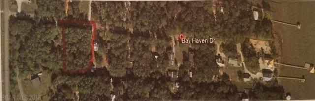 0 Bay Haven Drive, Fairhope, AL 36532 (MLS #266688) :: Elite Real Estate Solutions