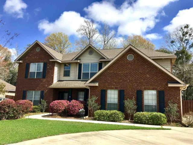 710 Creeping Willow Court, Fairhope, AL 36532 (MLS #266853) :: Elite Real Estate Solutions