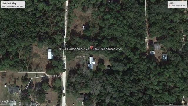 8594 Pensacola Avenue, Perdido Beach, AL 36530 (MLS #267152) :: Gulf Coast Experts Real Estate Team