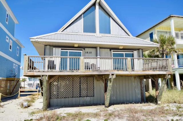 1537 W Beach Blvd, Gulf Shores, AL 36542 (MLS #267882) :: ResortQuest Real Estate