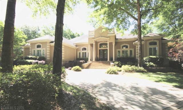 145 Willow Lake Drive, Fairhope, AL 36532 (MLS #268421) :: Coldwell Banker Seaside Realty