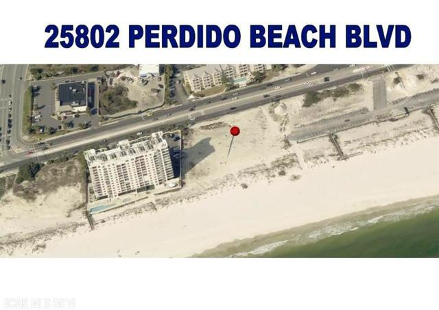25802 Perdido Beach Blvd, Orange Beach, AL 36561 (MLS #268486) :: Gulf Coast Experts Real Estate Team