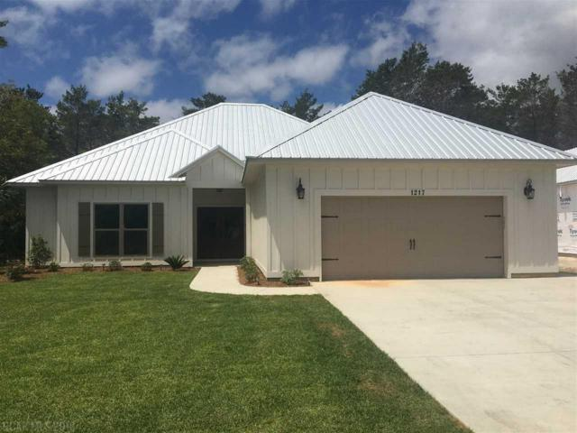 1217 Dorado Way, Gulf Shores, AL 36542 (MLS #268614) :: The Kim and Brian Team at RE/MAX Paradise