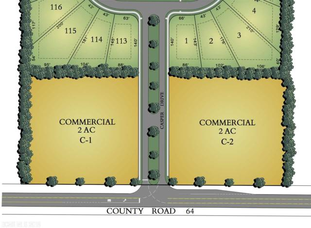 0 County Road 64, Daphne, AL 36526 (MLS #268715) :: Ashurst & Niemeyer Real Estate