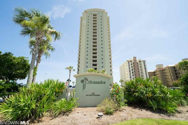 527 E Beach Blvd #703, Gulf Shores, AL 36542 (MLS #269041) :: ResortQuest Real Estate