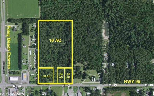 0 Us Highway 98, Foley, AL 36535 (MLS #269114) :: ResortQuest Real Estate