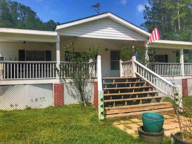 11055 Deer Foot Lane, Elberta, AL 36530 (MLS #269226) :: Elite Real Estate Solutions