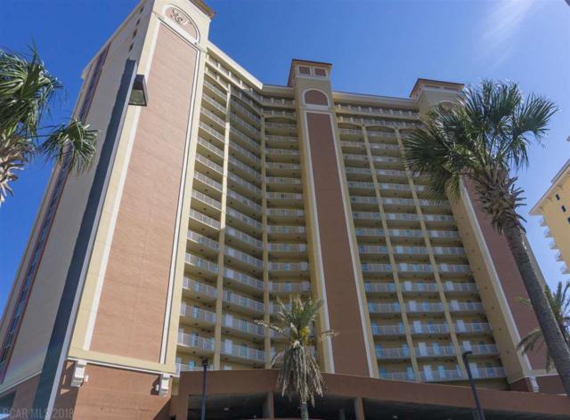 401 E Beach Blvd #1204, Gulf Shores, AL 36542 (MLS #269533) :: The Premiere Team