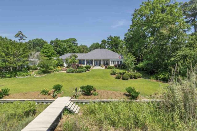 3831 Bebee Point Drive, Theodore, AL 36582 (MLS #269566) :: Ashurst & Niemeyer Real Estate