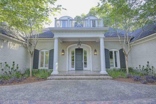 6125 Pine Grove Drive, Fairhope, AL 36532 (MLS #269831) :: The Kim and Brian Team at RE/MAX Paradise