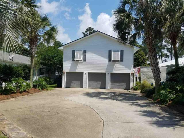 344 W Canal Road, Gulf Shores, AL 36542 (MLS #269946) :: Karen Rose Real Estate