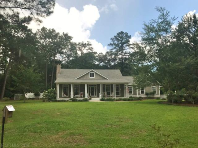 10710 Poser Dr, Fairhope, AL 36532 (MLS #270174) :: The Kim and Brian Team at RE/MAX Paradise