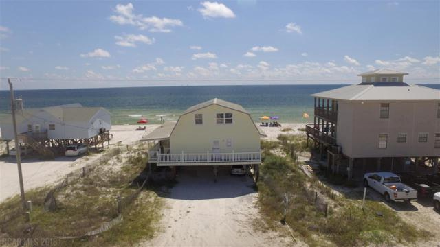 6934 Beach Shore Drive, Gulf Shores, AL 36542 (MLS #270386) :: The Kim and Brian Team at RE/MAX Paradise