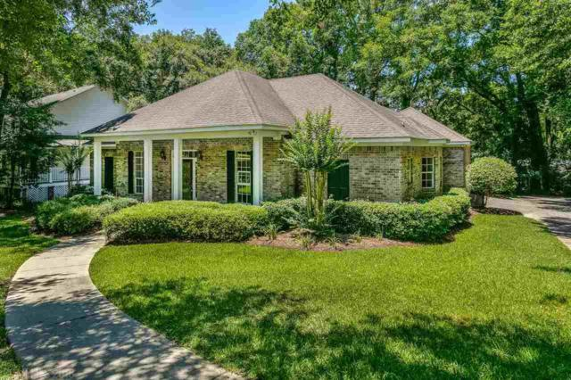 14 Greenbrier Lane, Fairhope, AL 36532 (MLS #270596) :: Gulf Coast Experts Real Estate Team